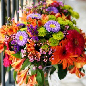 Live Floral Arrangements